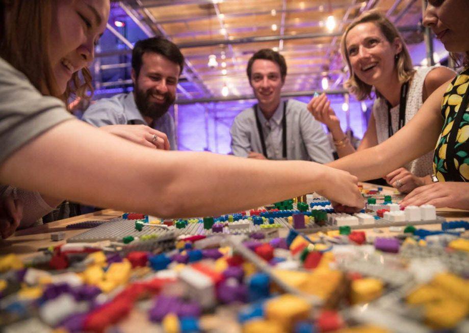 Collaborateurs Michelin Lego