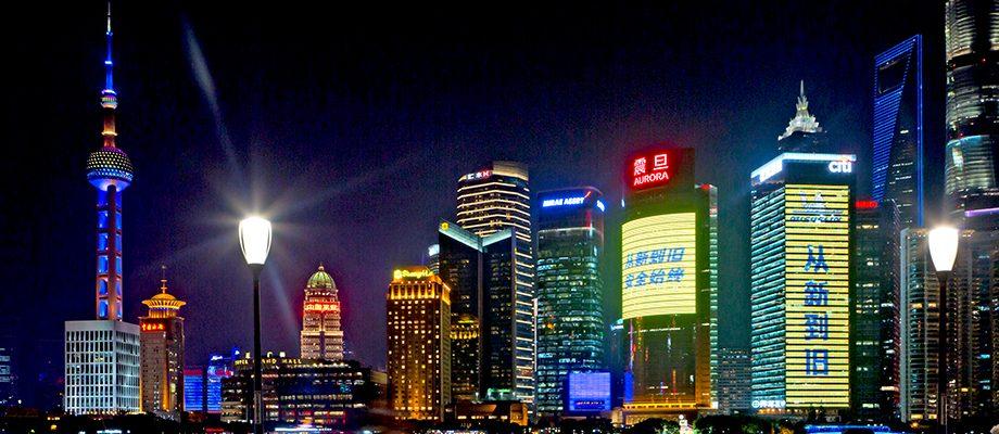 Ville de Shangai