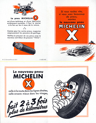 Affiche Mondial Auto Paris 1949 2018