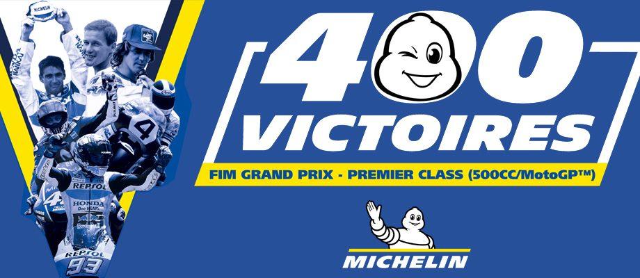 400 victoires de MotoGP