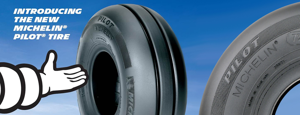 Michelin pilot Tire