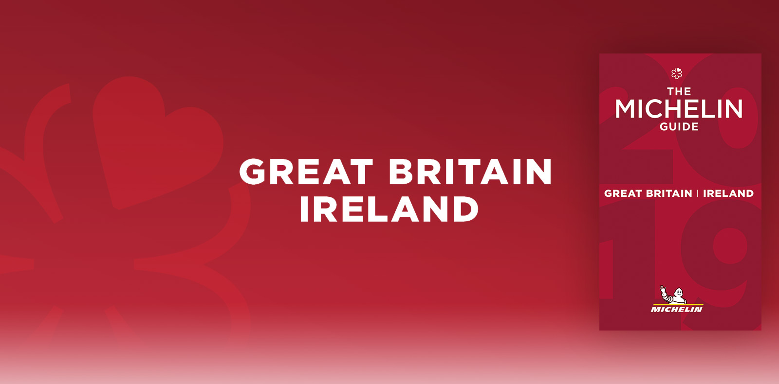 Visual illustrating The MICHELIN Guide of Ireland and Great Britain