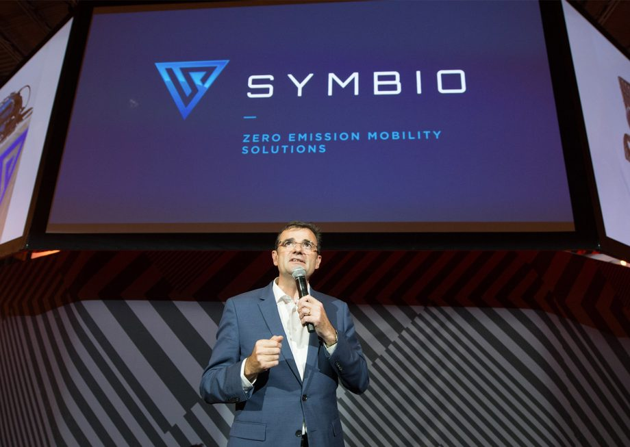 A conference for the event of SYMBIO