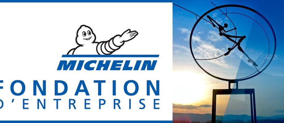 Logo of the Michelin Corporate Foundation