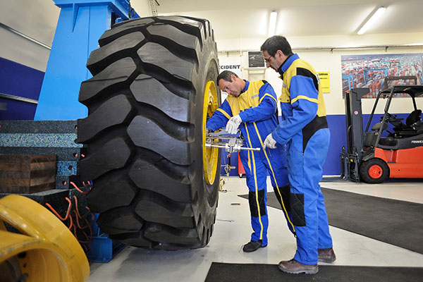 The Michelin Group Tire And Mobility Leader