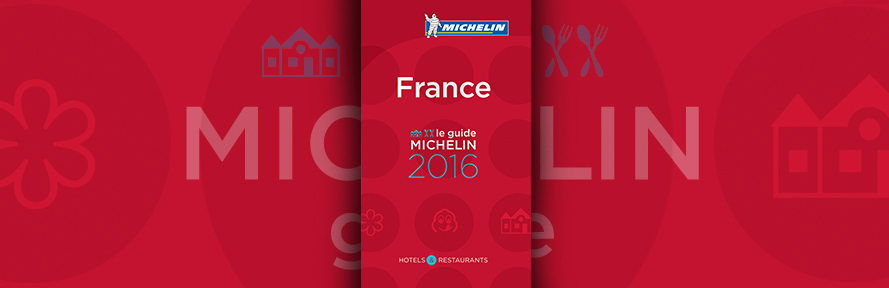 Alain Ducasse au Plaza Athénée and Le Cinq gain three stars in the MICHELIN Guide France 2016!