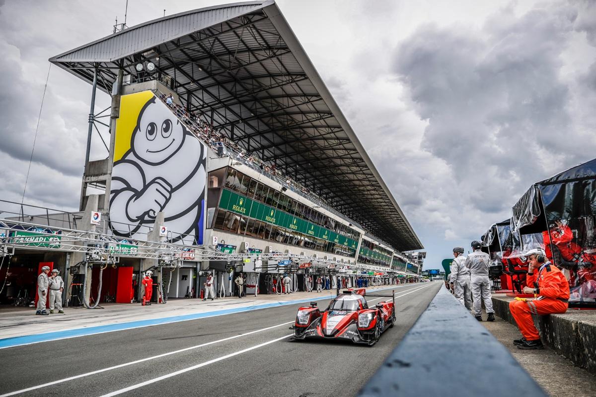 WEC2018 Le Mans