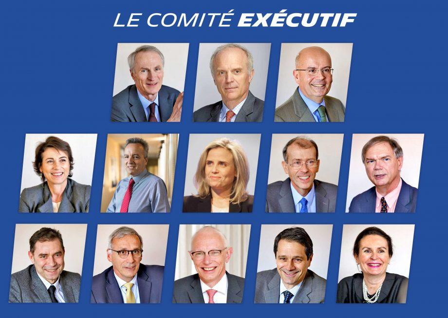 The Executive Commitee Members