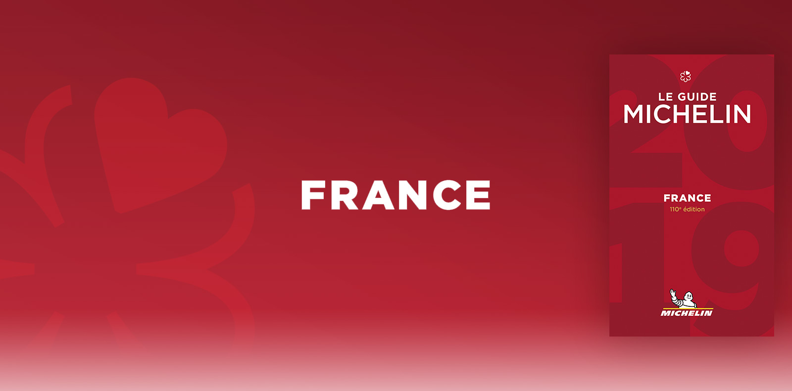 2019 Michelin Guide France Restaurants