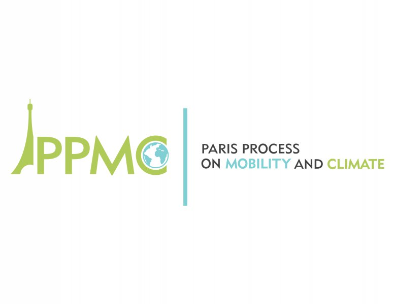 logo PPMC Paris Process on Mobility and Climate