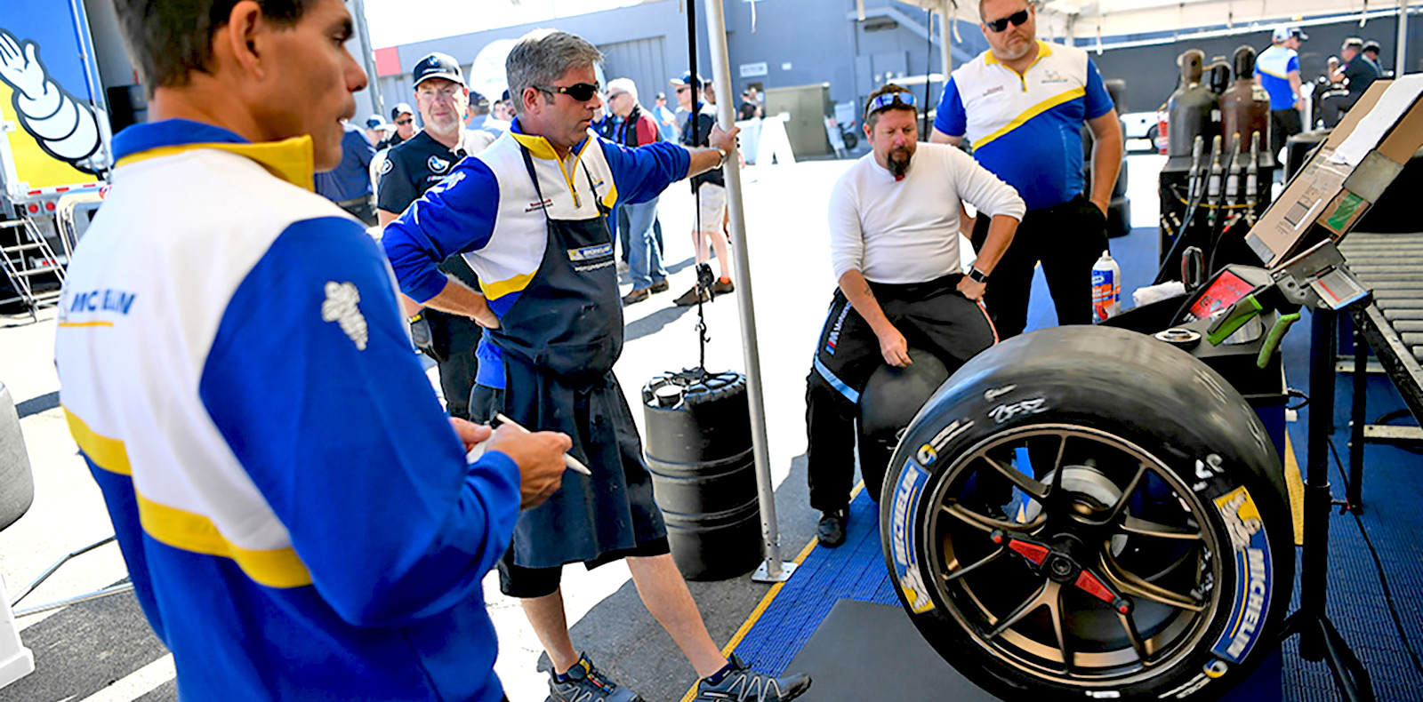 MICHELIN: official partner to North America endurance racing
