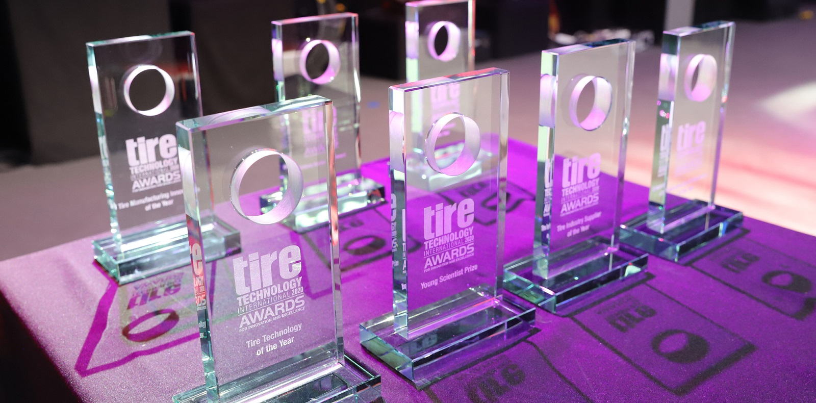 Tire Tech Awards 2020 : International Awards for Innovation and Excellence: Michelin kicks off the year with a double in Hanover