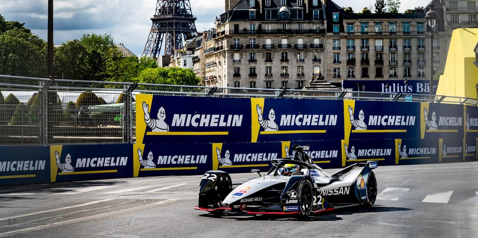 Calendrier Formula E 2022 Michelin   Michelin will remain supplier of Formula E until 2022