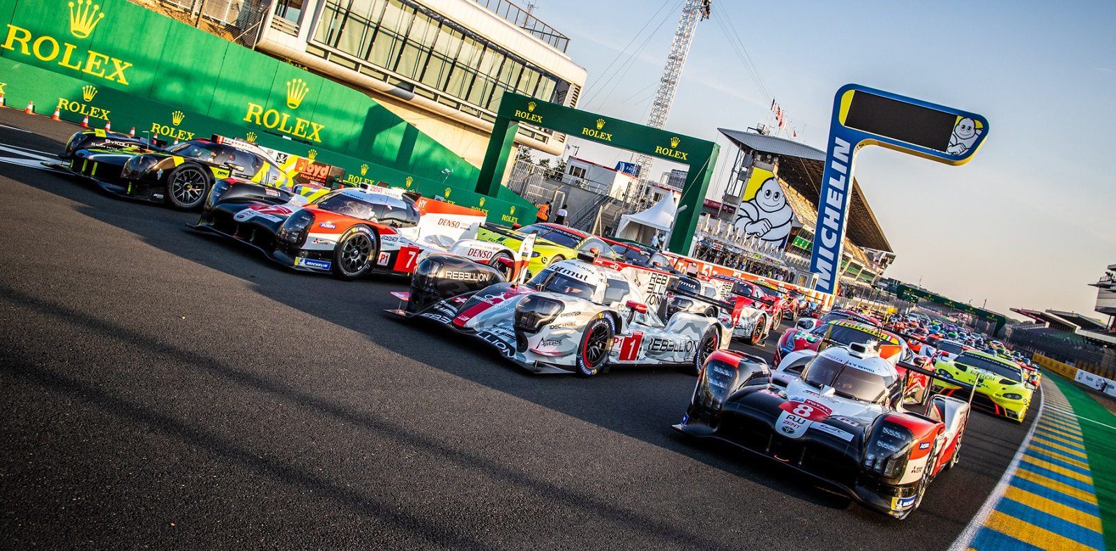 AUTO - 24 HOURS OF LE MANS 2020 - SCRUTINEERING