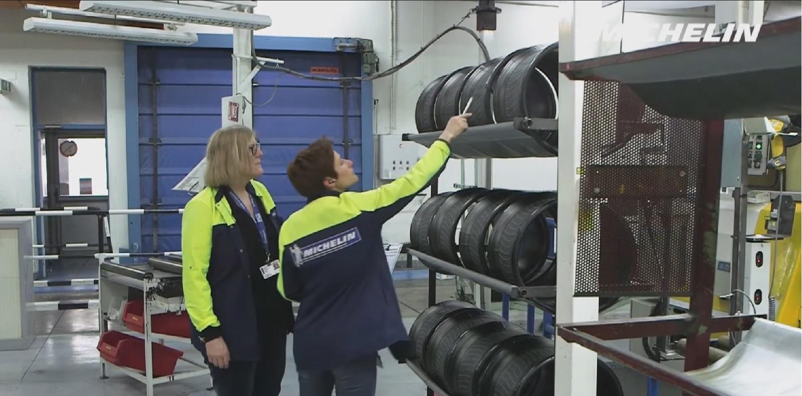 Careers for women in industry