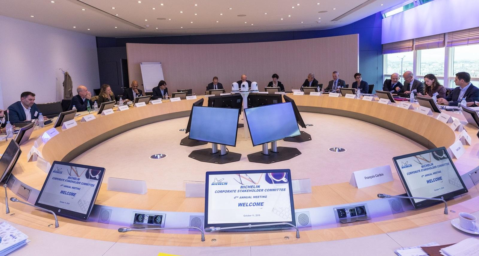 Comité des parties prenantes
