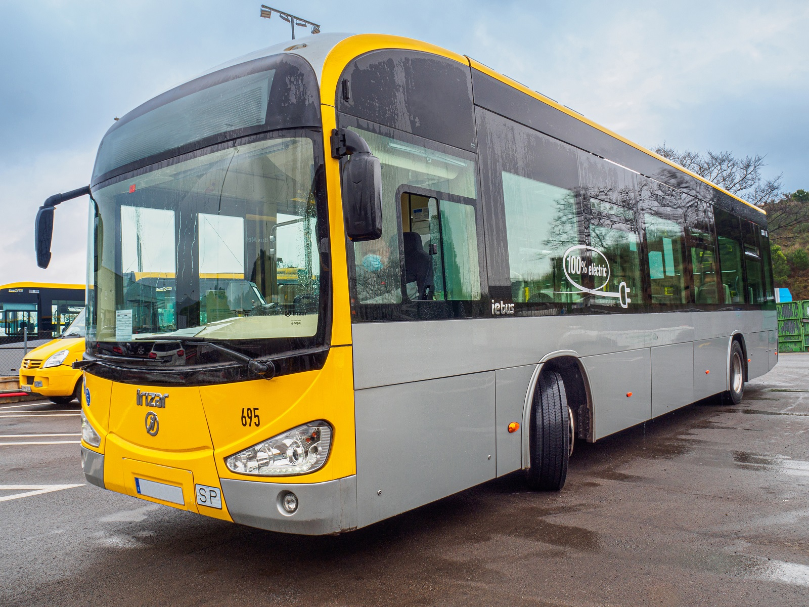 MICHELIN X Incity EV Z tire, first MICHELIN range specifically designed for electric buses