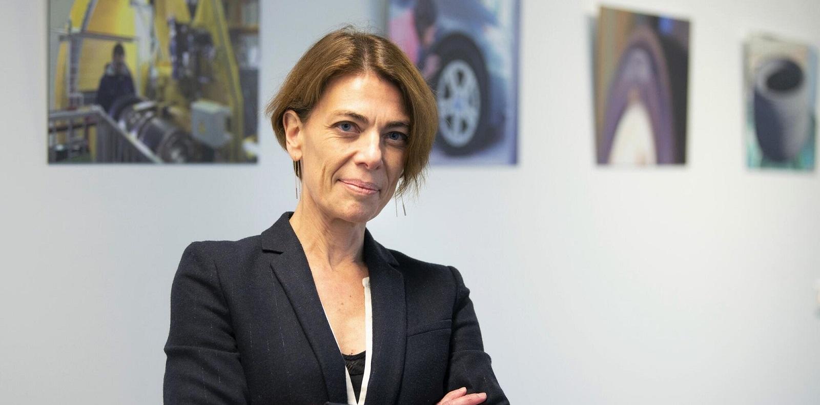 Maude Portigliatti to join the Michelin group Executive Committee as Executive Vice President, High Tech Materials