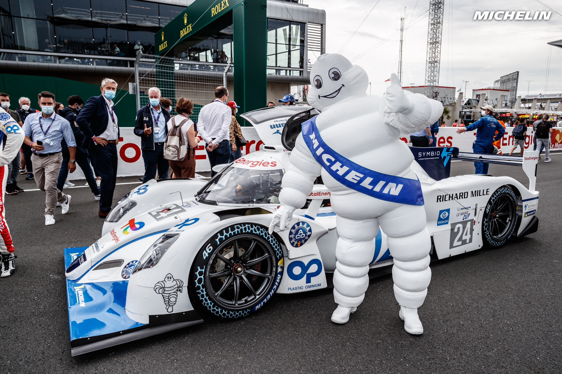 Le Mans 24 Hours: an edition with a sustainable flavor