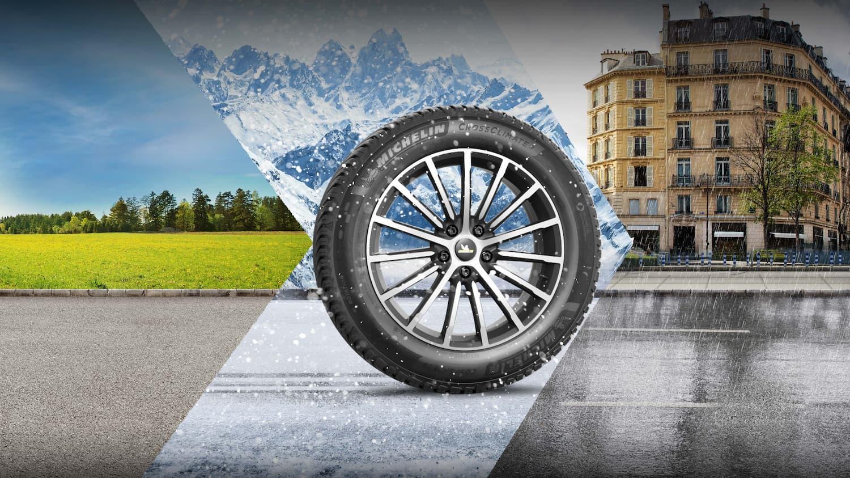 MICHELIN CrossClimate 2:  Michelin's new-generation All-Season tyre