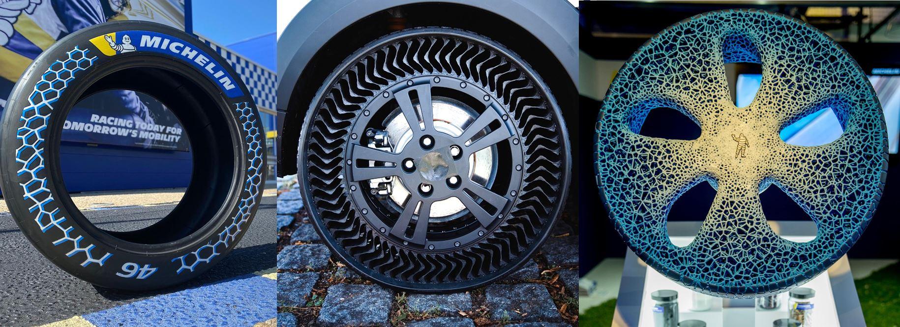 IAA Munich: Michelin's view of tomorrow's mobility