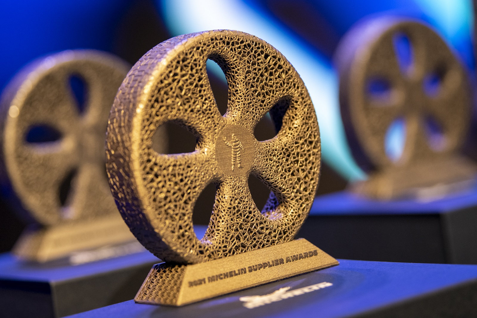 Michelin recognizes nine suppliers for their outstanding contribution